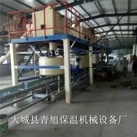 河北省免拆外模一体板设备与保温结构一体化设备