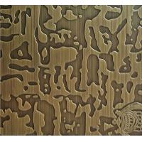 不锈钢镀铜板 不锈钢红古铜 青古铜板 不锈钢镀铜发黑铜板