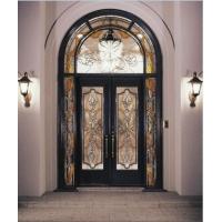 亚格进口门窗--维也纳系列进户门