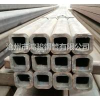 太原直供工地建筑直缝方矩管 冲压货架非标方矩管厂