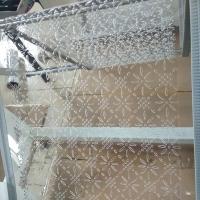 白色透明PVC 商场使用 定制加工各种防蚊磁吸门帘