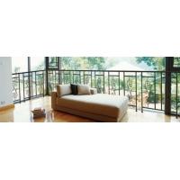 别墅铝艺阳台护栏铝合金家用小区露台防护栏杆铁围墙围栏