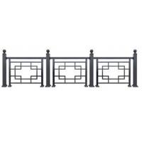 别墅铝合金防护坚固耐用阳台栏杆护栏