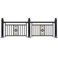 别墅小区庭院阳台栏杆铝合金庭院围护栏花园铝艺栏杆