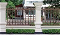 高端庭院楼梯别墅围栅栏定制铝艺栏杆厂家直销