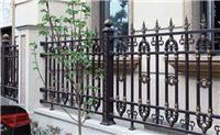 欧式小区别墅住宅阳台护栏铝合金阳台护栏高端时尚铝艺户外护