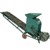 仙居苗圃花圃粉土机猪粪粉碎机小型煤矸石筛土碎土机厂家直供