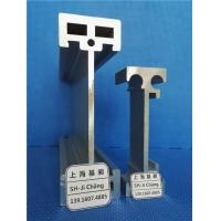 工字鋁型材導軌軌道 工字鋁合金開模 鋁材彎半圓 工字鋁材軌道