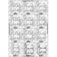 吸塵器工裝板組裝線型材倍速鏈鋁材
