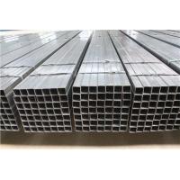 成都批發鍍鋅方矩管、黑方矩管、鍍鋅帶方矩管 189808
