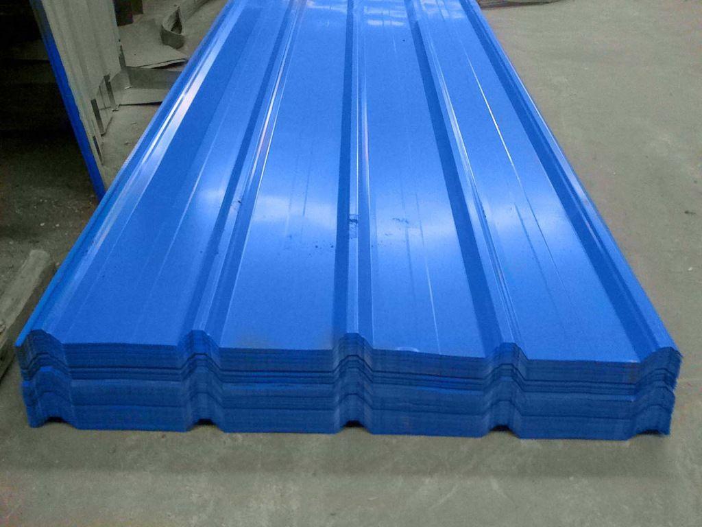 成都量力生产制造彩钢瓦