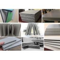 陕西固安亿方昂博第八代纳米涂层新科技中空塑料模板