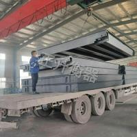 3x10米100吨电子地磅厂家直销免费安装调试