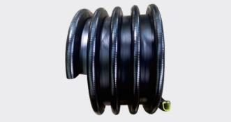广东建通高筋(PP)增强聚乙烯缠绕管