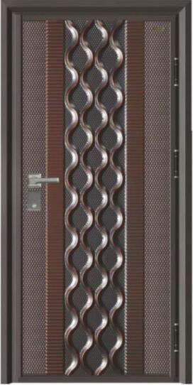 流金岁月J311A-10摆弄-仿铜+木板