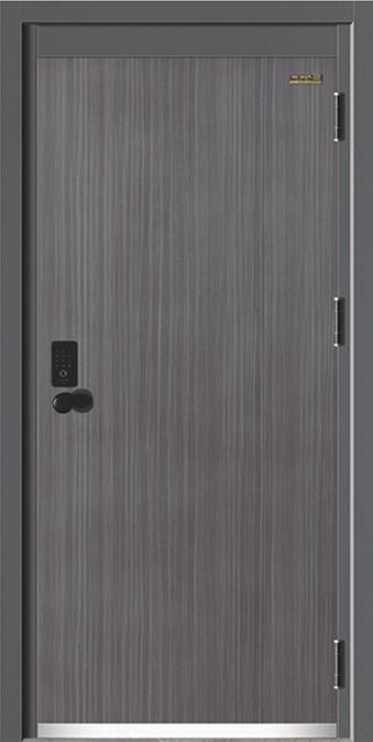 田园印象J220A-10公分甲级智能防盗门