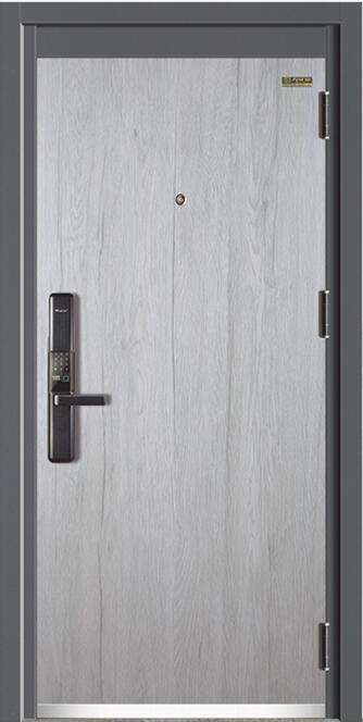 田园印象J220B-10公分甲级智能防盗门