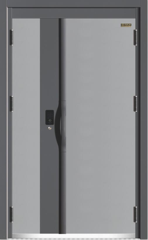 J224A-10公分甲�l�F级智能防盗门