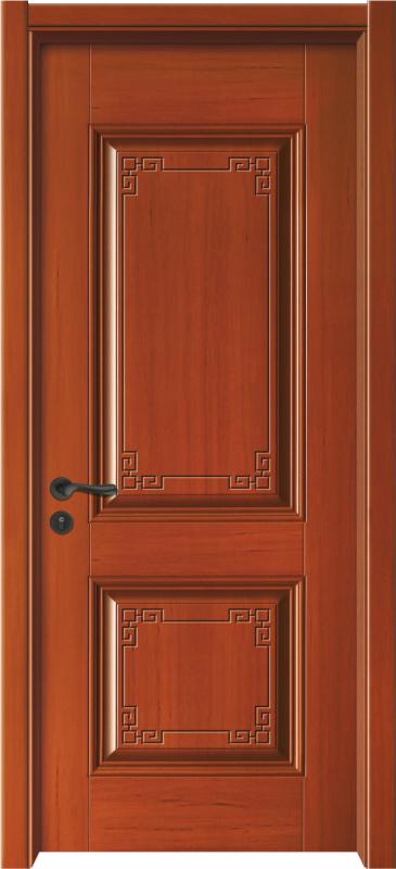 大前高端模压木门系列套装门DQ-1879