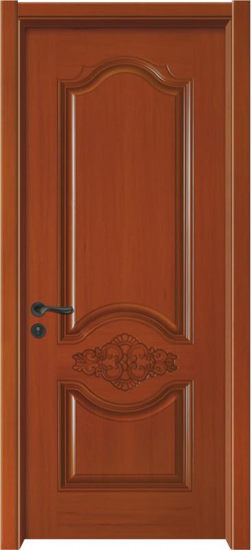 大前高端模壓木門系列套裝門DQ-1878
