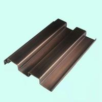仿古銅拉絲鋁單板