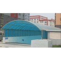 汽车棚,自行车棚,膜结构,地下车库棚