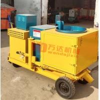 安徽CPZ-6除尘喷浆机,万达牌无尘环保喷浆机湿喷机