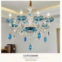 青龙中式灯 法式铜灯 酒店欧式吊灯