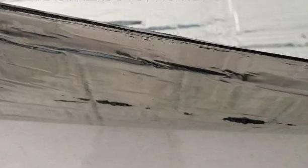 供应批发国标1.5mm高分子湿铺反应粘耐根穿刺防水卷材
