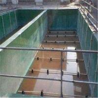 廊坊直销耐酸碱污水池玻璃鳞片胶泥