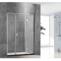 征途供应小K系列304镜面不锈钢整体淋浴房五金配件