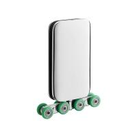 征途静音系列-JY05玻璃门吊滑轮8轮淋浴房五金配件