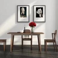 白蜡木餐桌椅