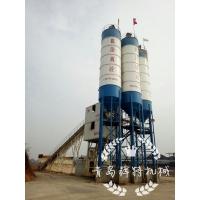青島輝特機械HZS180混凝土攪拌站