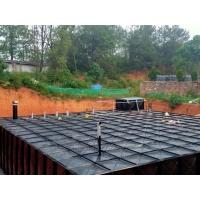 南充地埋式箱泵一體化