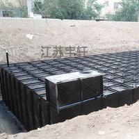 九江地埋式消防水箱厂家