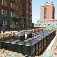 攀枝花地埋式箱泵一体化