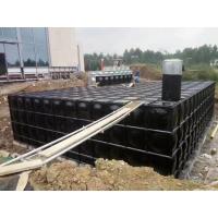 合肥地埋式箱泵一體化
