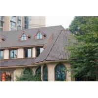 高分子复合西式瓦(S型瓦),西方建筑屋面瓦的优先选择
