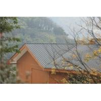涪陵区休闲上庄小青瓦优异的防水效果,可省掉防水层