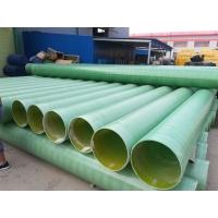 玻璃钢穿线管怎么安装?玻璃钢穿线管的特点玻璃钢管道