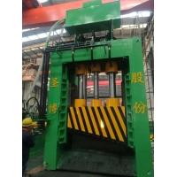 大圣博全自动630吨废钢龙门剪切机