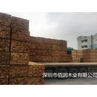 深圳建筑木方厂家 工地用方条 深圳佰润木业