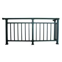 专业定制铝合金锌钢栏杆阳台护栏室外露台楼梯扶手家用护栏