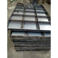 现浇风力发电基础钢模板预制-风力发电模板安装