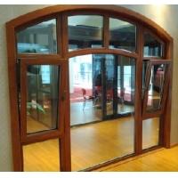 铝包木门窗别墅木包铝门窗金刚一体窗定制