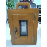 高檔鋁包木門窗別墅木包鋁門窗私人定制