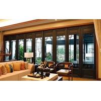 南京仿古门窗报价 铝合金中式仿古门窗定制
