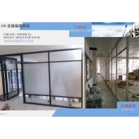 广州玻璃隔断双玻璃百叶隔断单玻璃隔断包运输安装