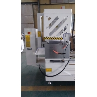 铝门窗制作工具HLJZ2S-600X4200铝型材数显双角精